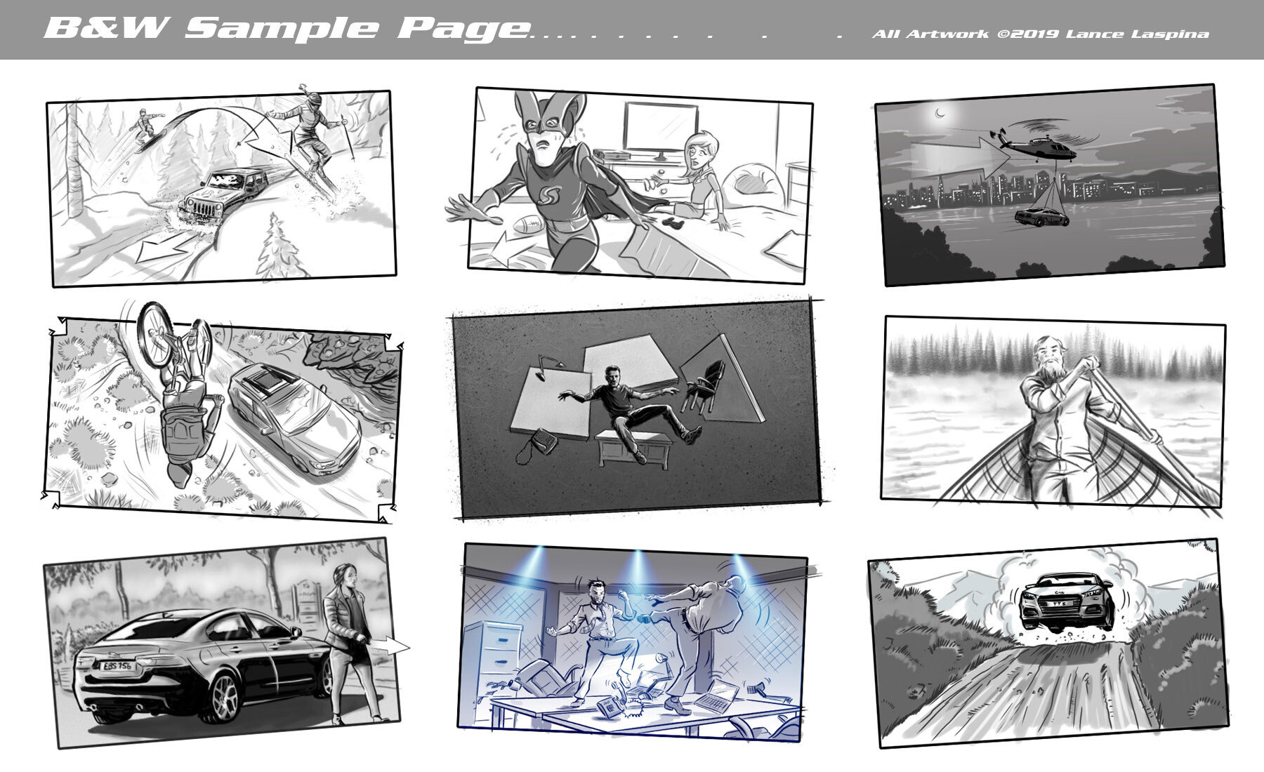 Lance laspina as storyboardsamples 01