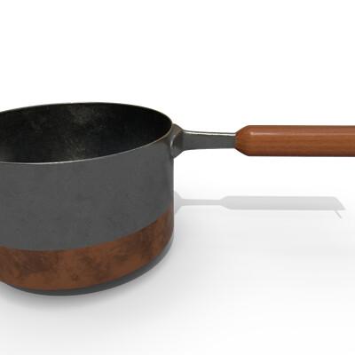 Joseph moniz cookingpan001a