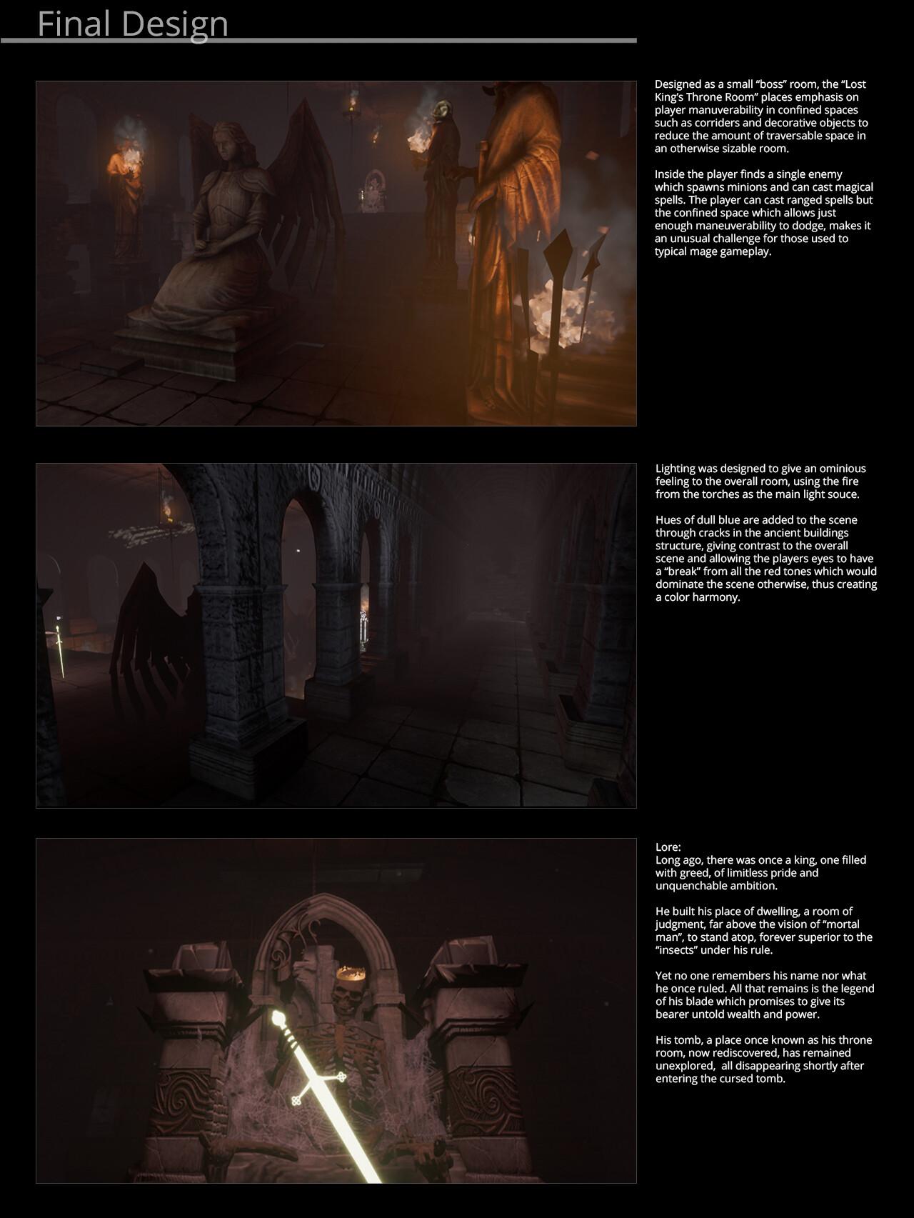 ArtStation - Lost King's Throne Room , Jonathan Solis