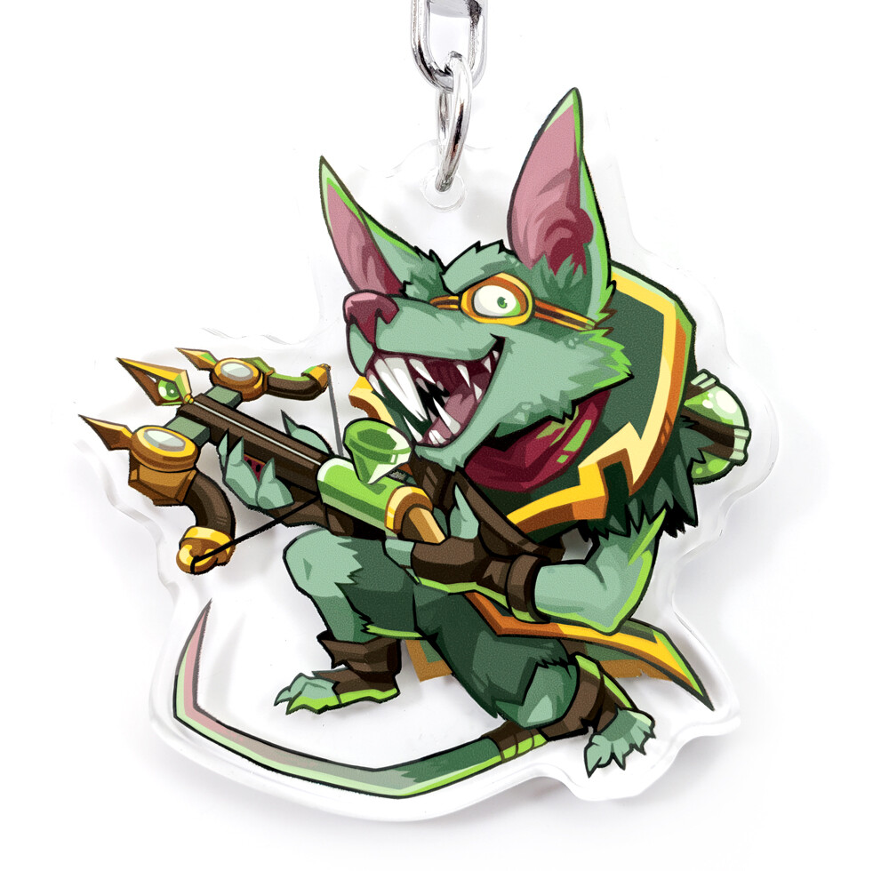 Chamille mies twitchcharm