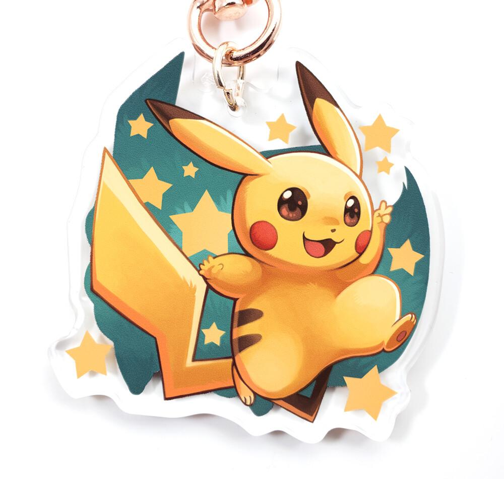 Chamille mies pikachu eeevee1