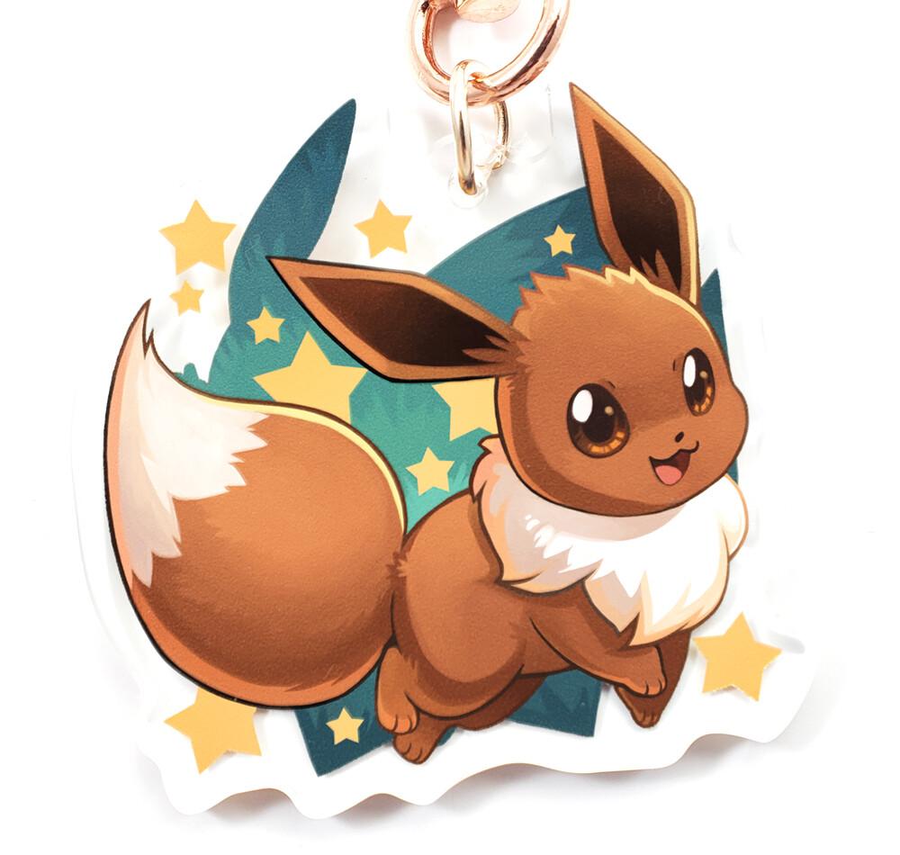 Chamille mies pikachu eeevee2