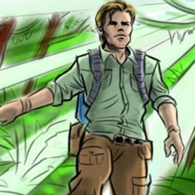 Lance laspina as storyboardsamples 10