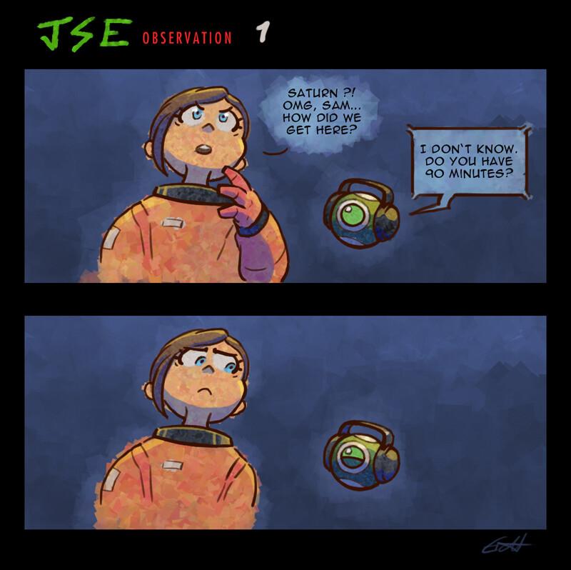 JSE comic 1