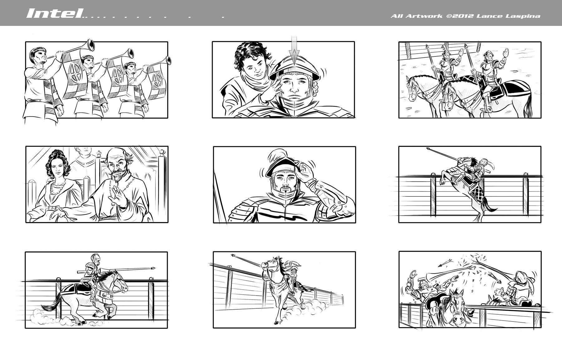Lance laspina as storyboardsamples 14