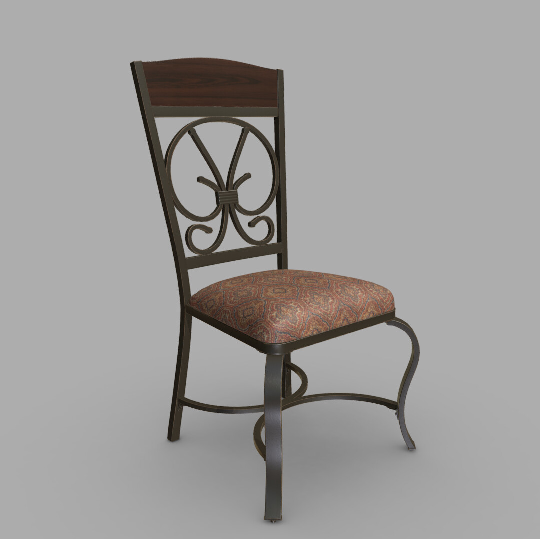 Timothy ahene dining chair 2