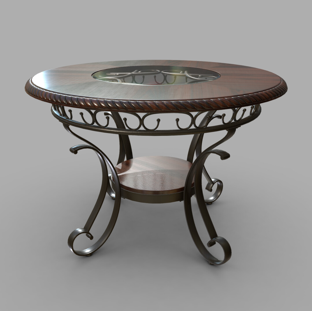 Timothy ahene dining table 2
