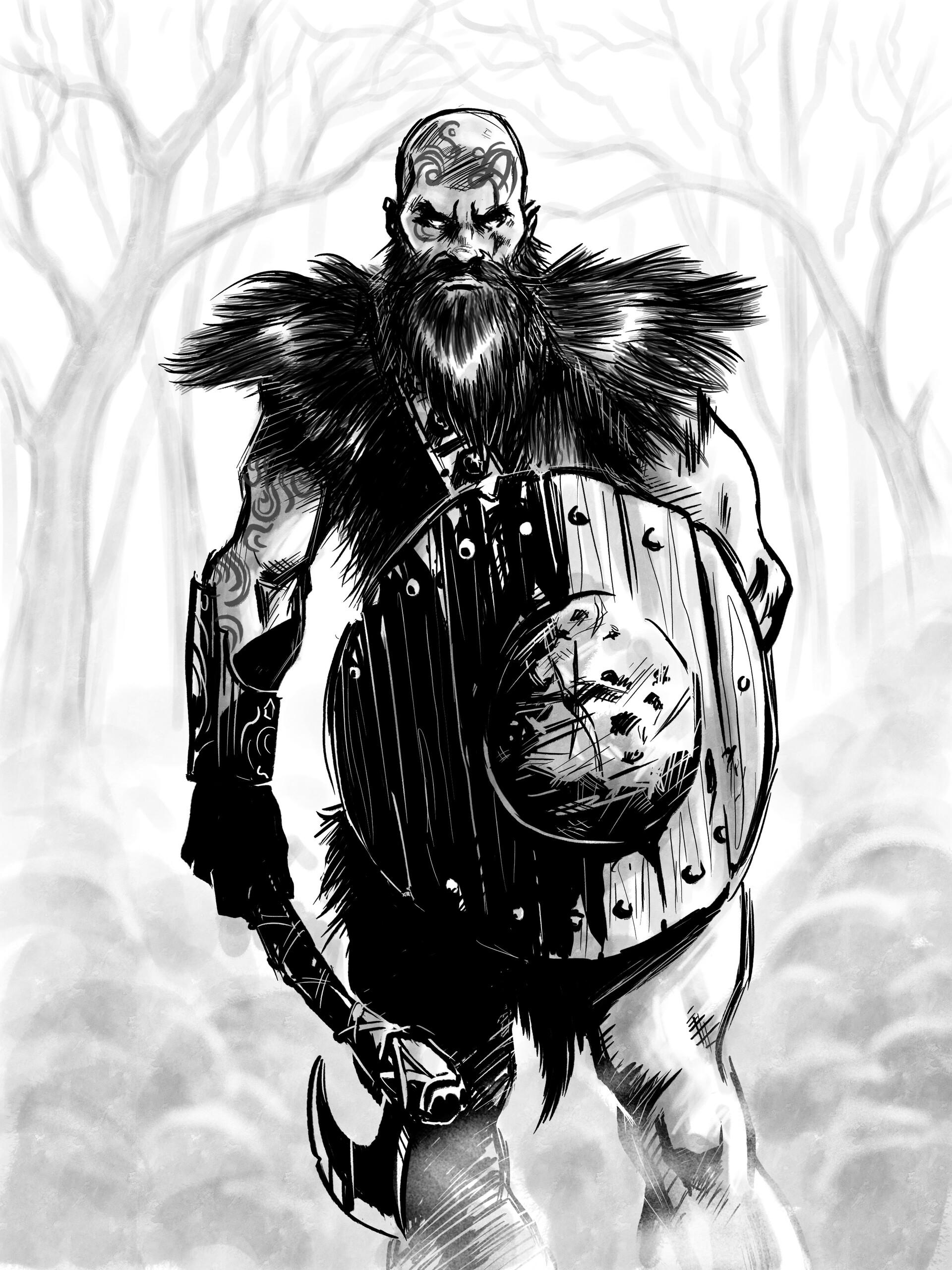 Lance laspina vikingwithaxe