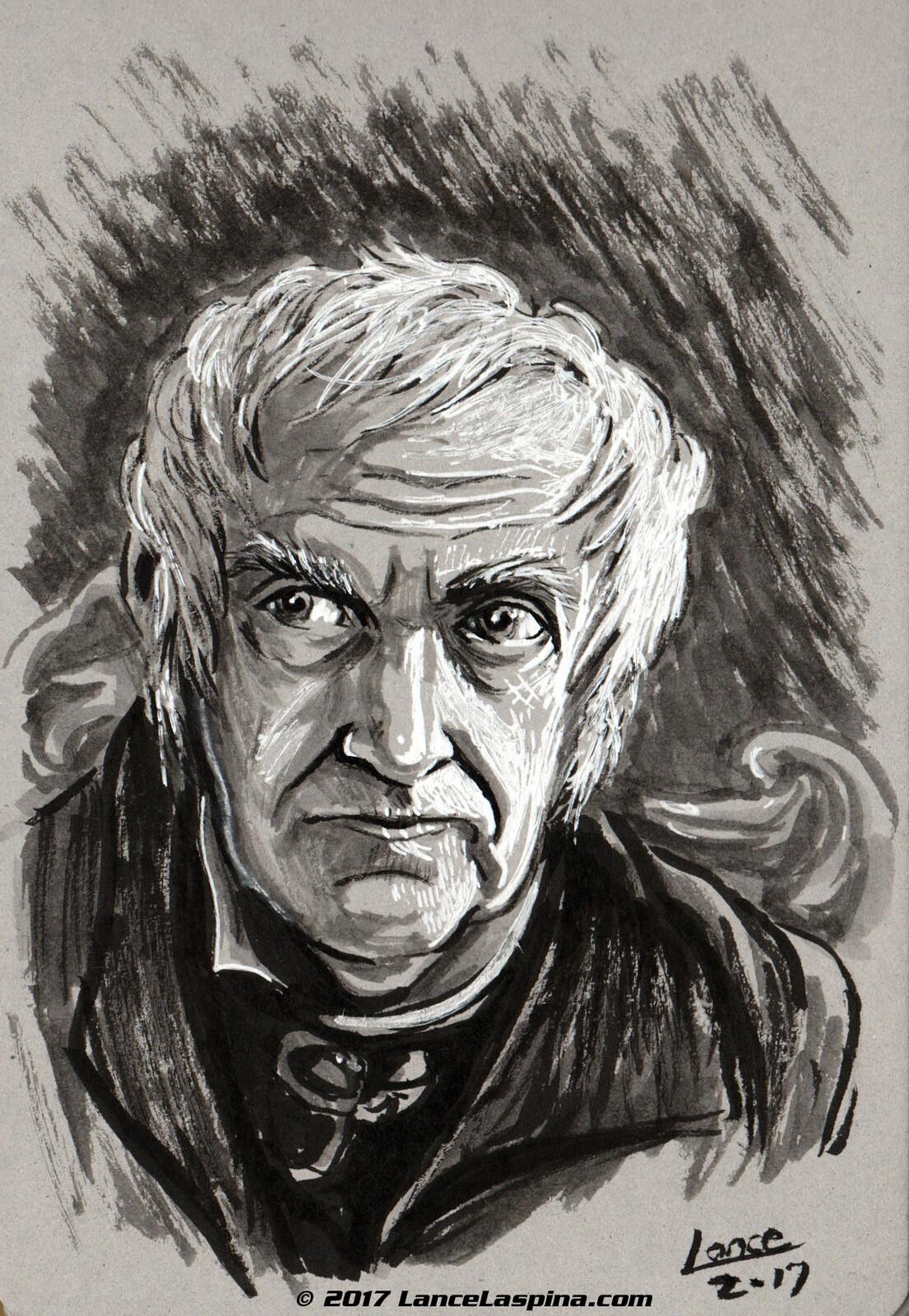 Jonathan Price as Sir Stuart Strange