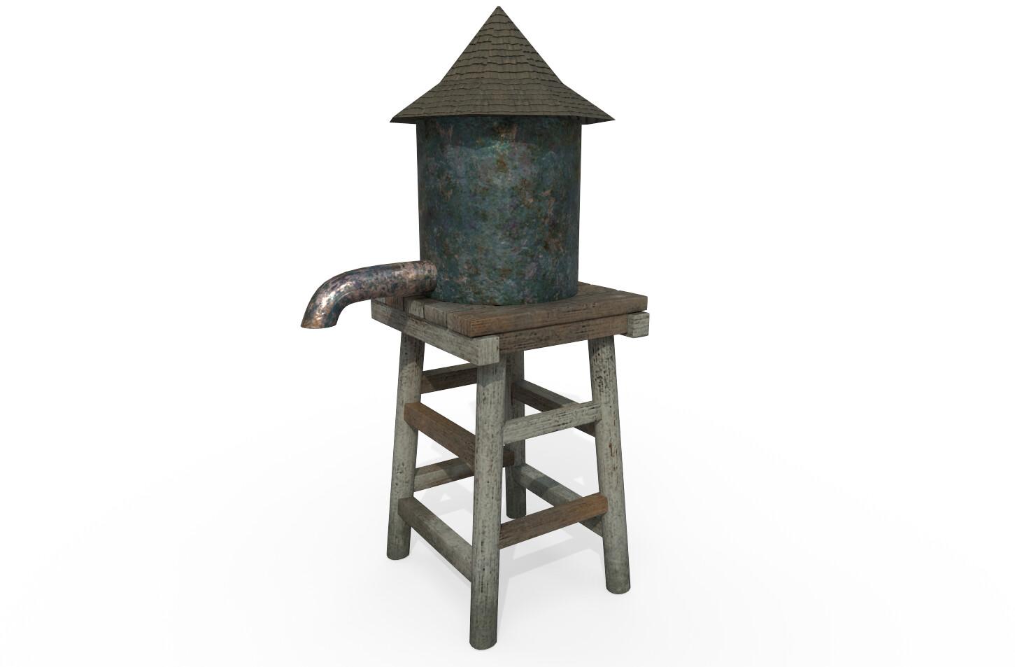 Joseph moniz watertower001f