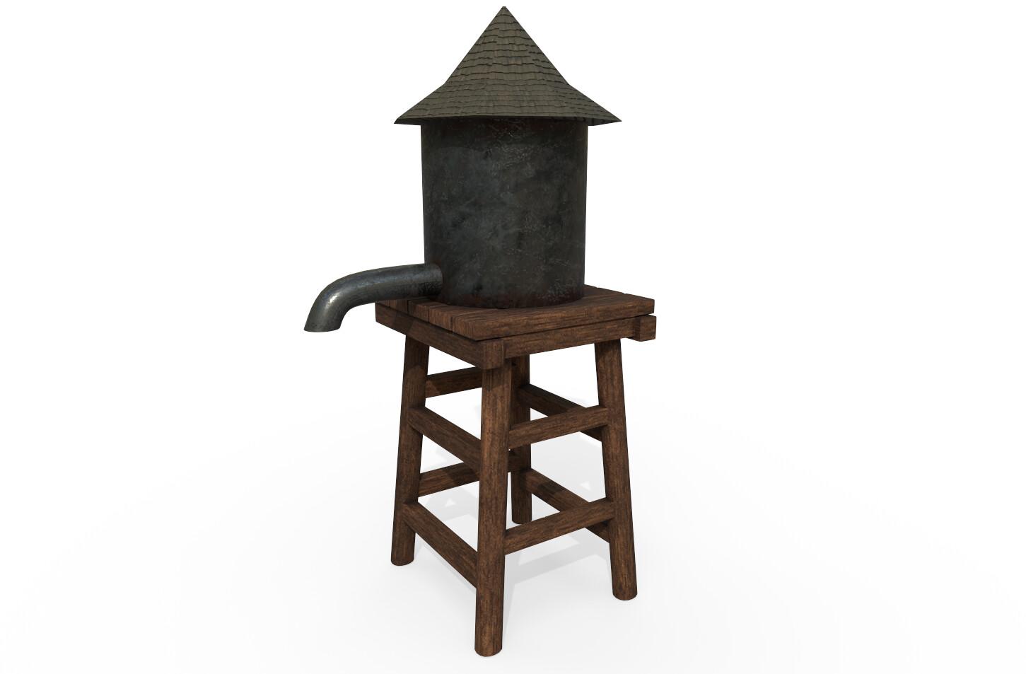 Joseph moniz watertower001e