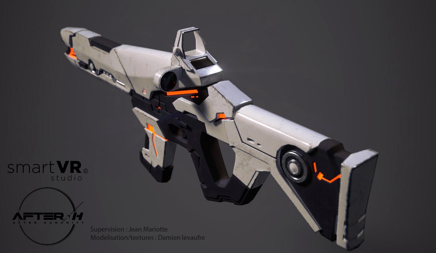 Damien levaufre gun 3 4dos n