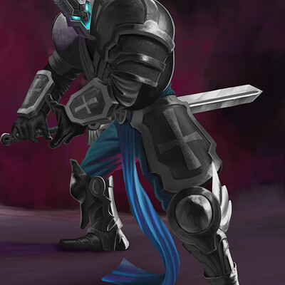 Thiago hellinger knight