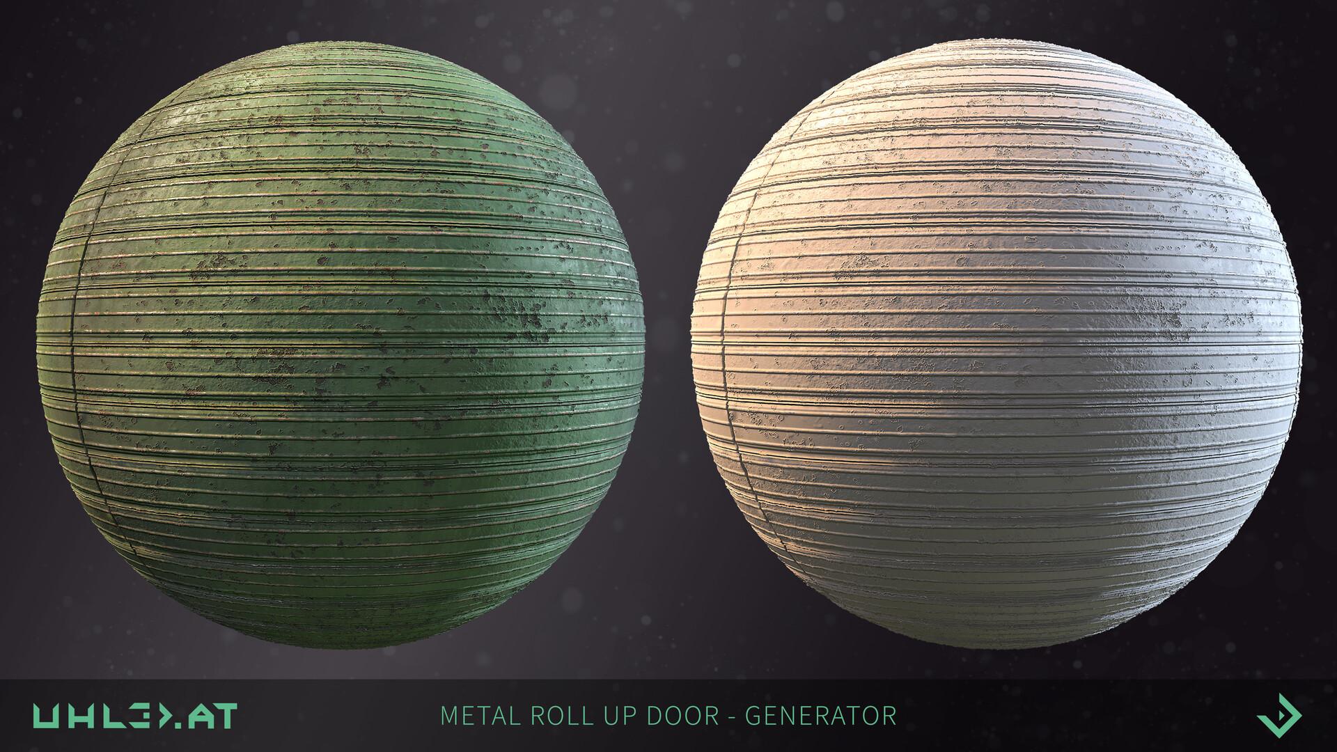 Dominik uhl metal rollup generator 08