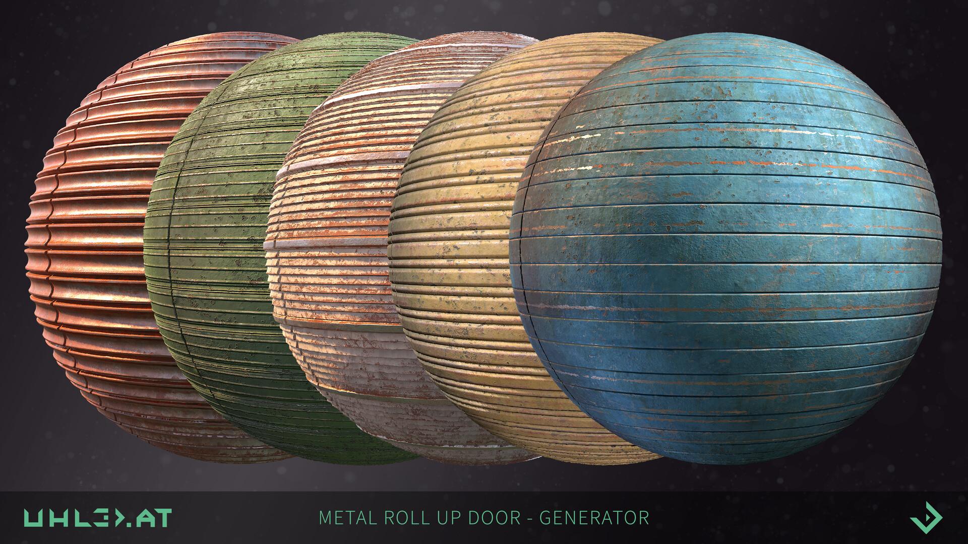 Dominik uhl metal rollup generator 01