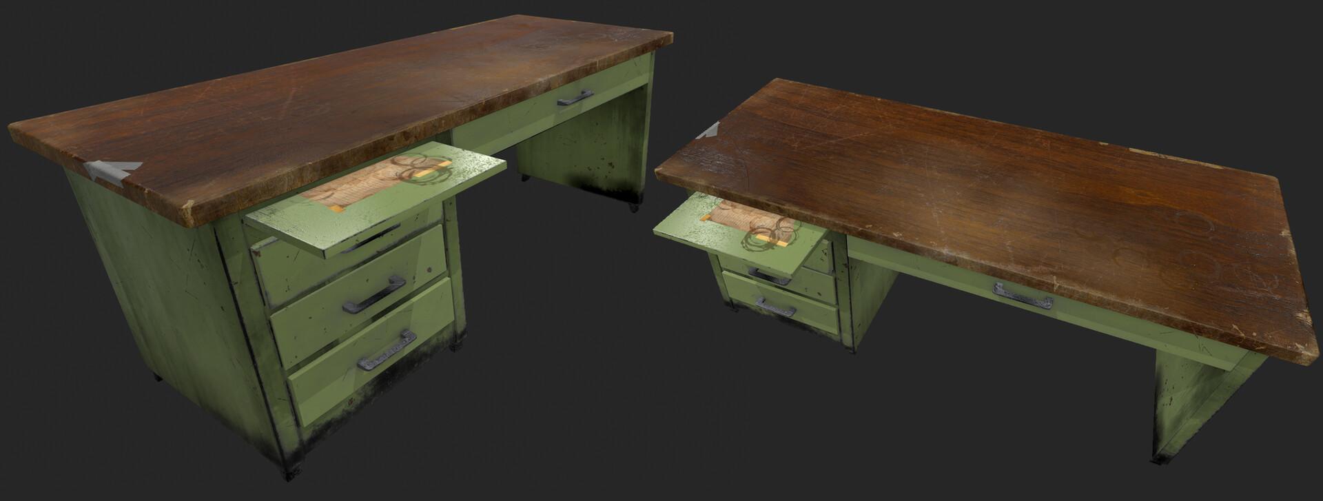 Morgan mcdermott deskc