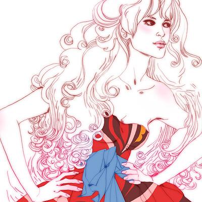 Marguerite sauvage dressandhair 01