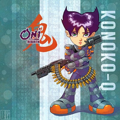Konoko-Q II