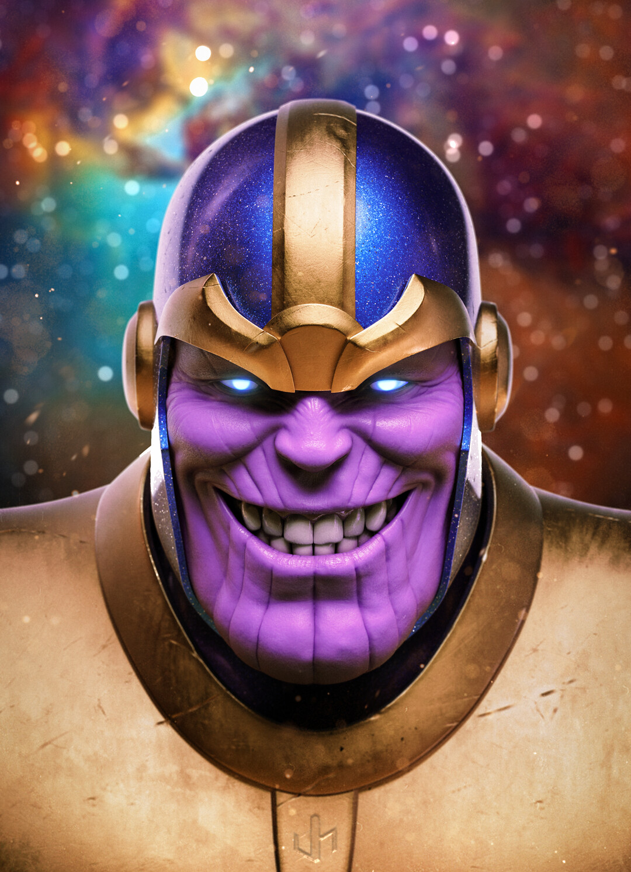 Mr Thanos