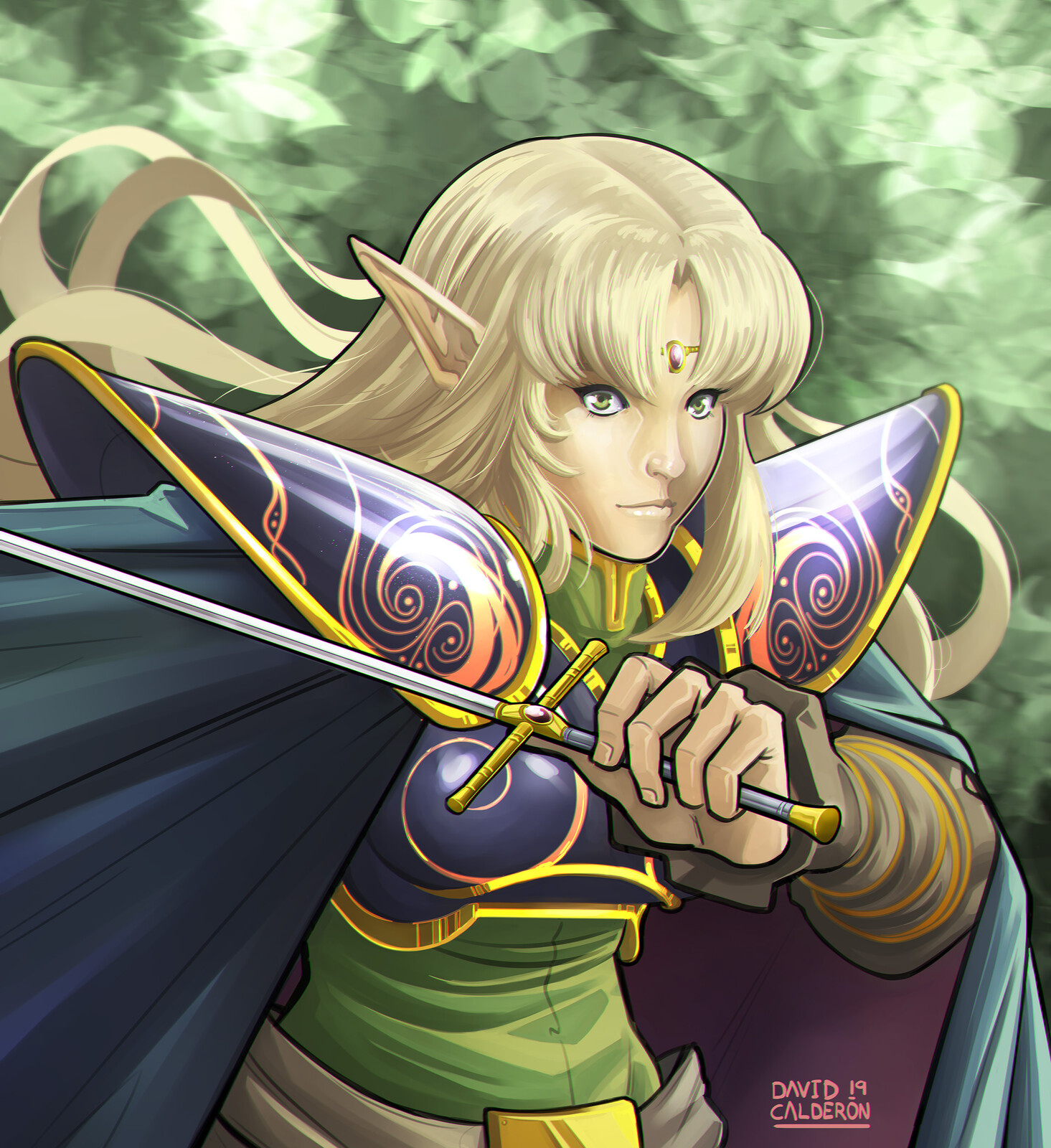 Deedlit - Record of Lodoss war -