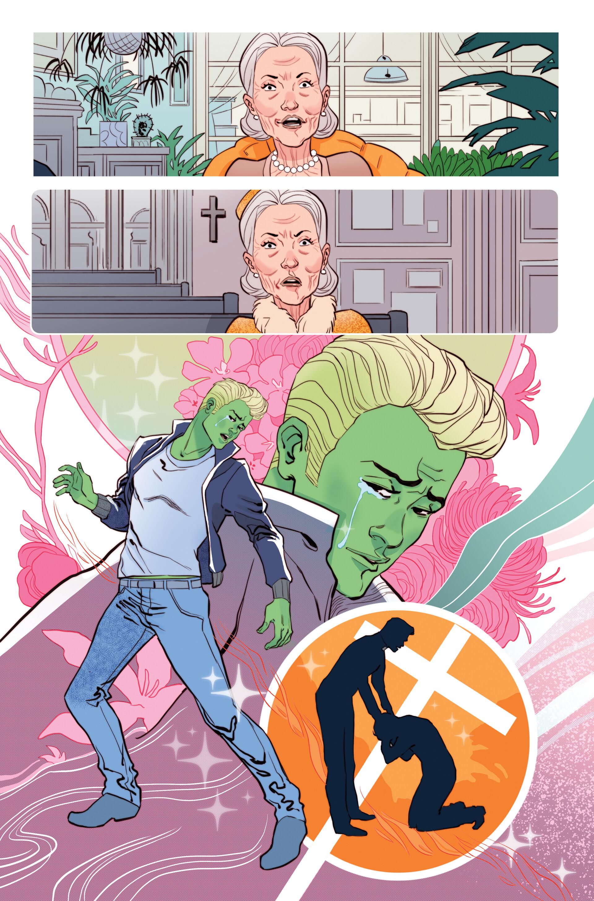 Marguerite sauvage hulk romance 01