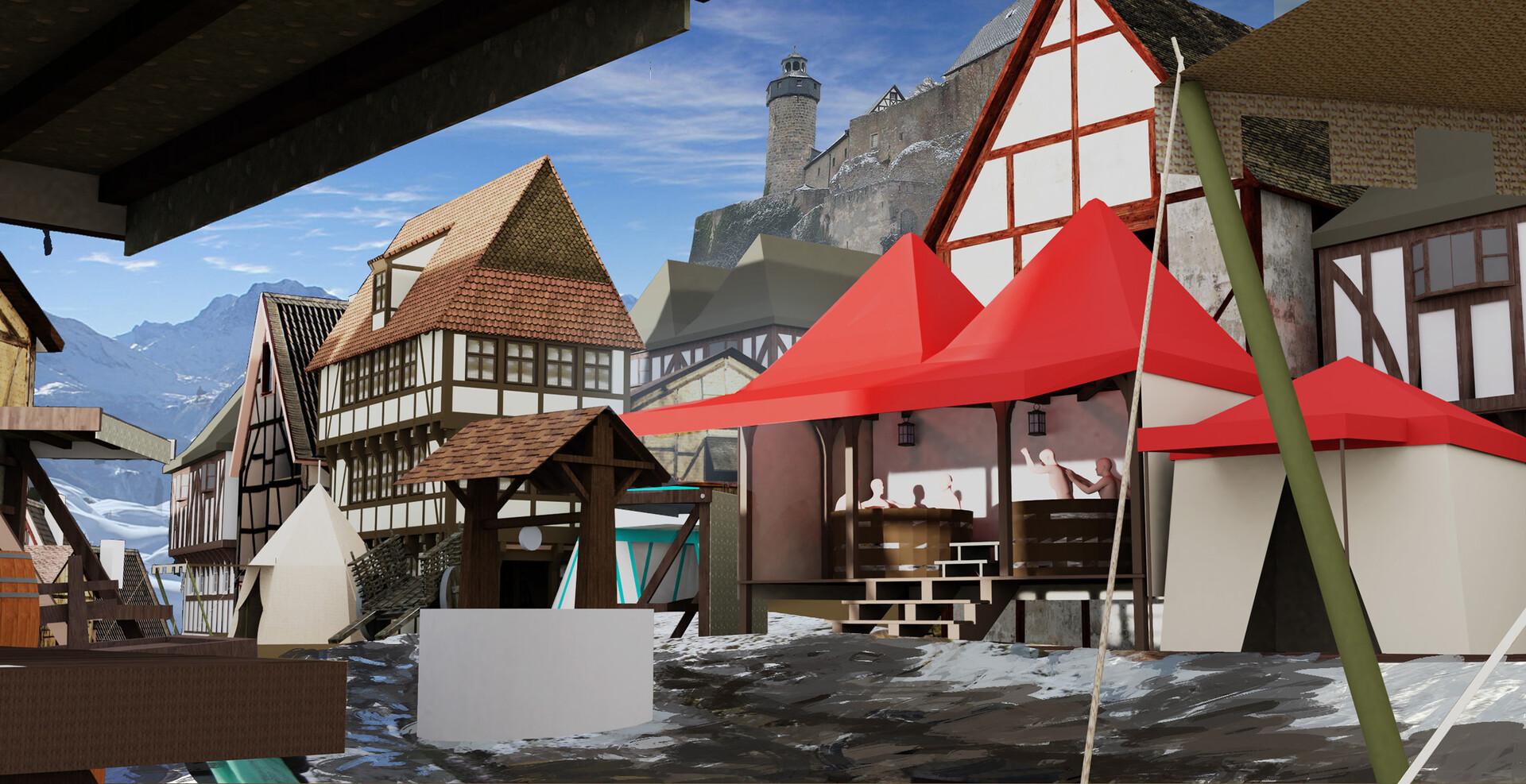 Francis goeltner medievalfantasy travelingbathhouse02 m