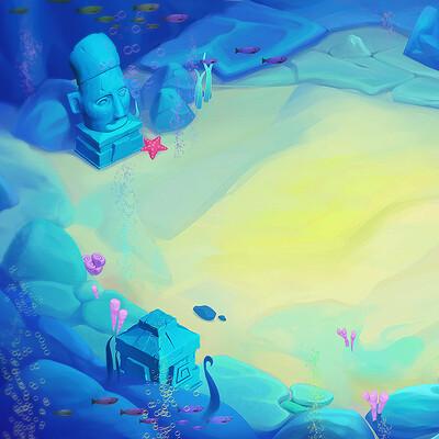 Vitaliy buyanov underwater 1