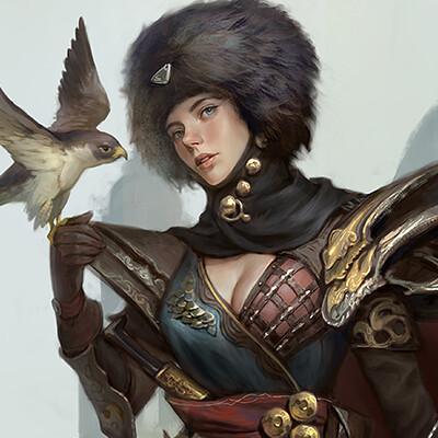 Joo falcon warrior 04 s