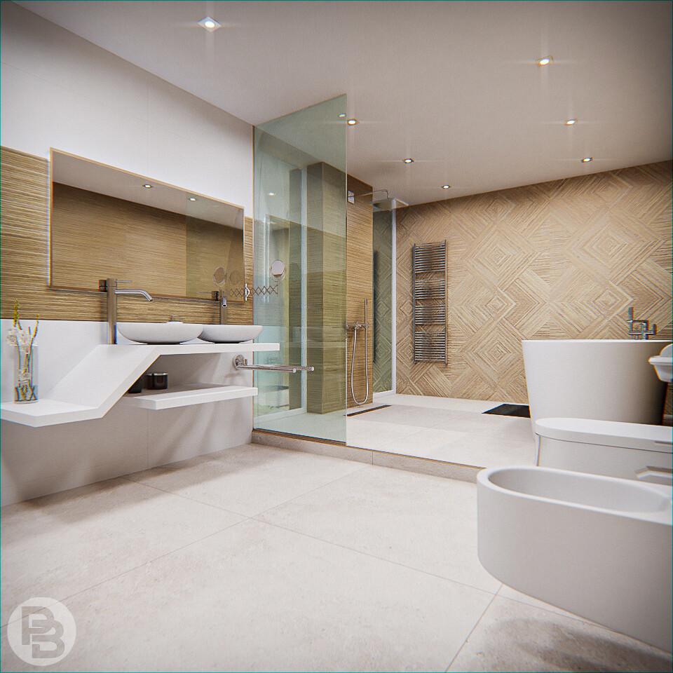 Tanzania bathroom