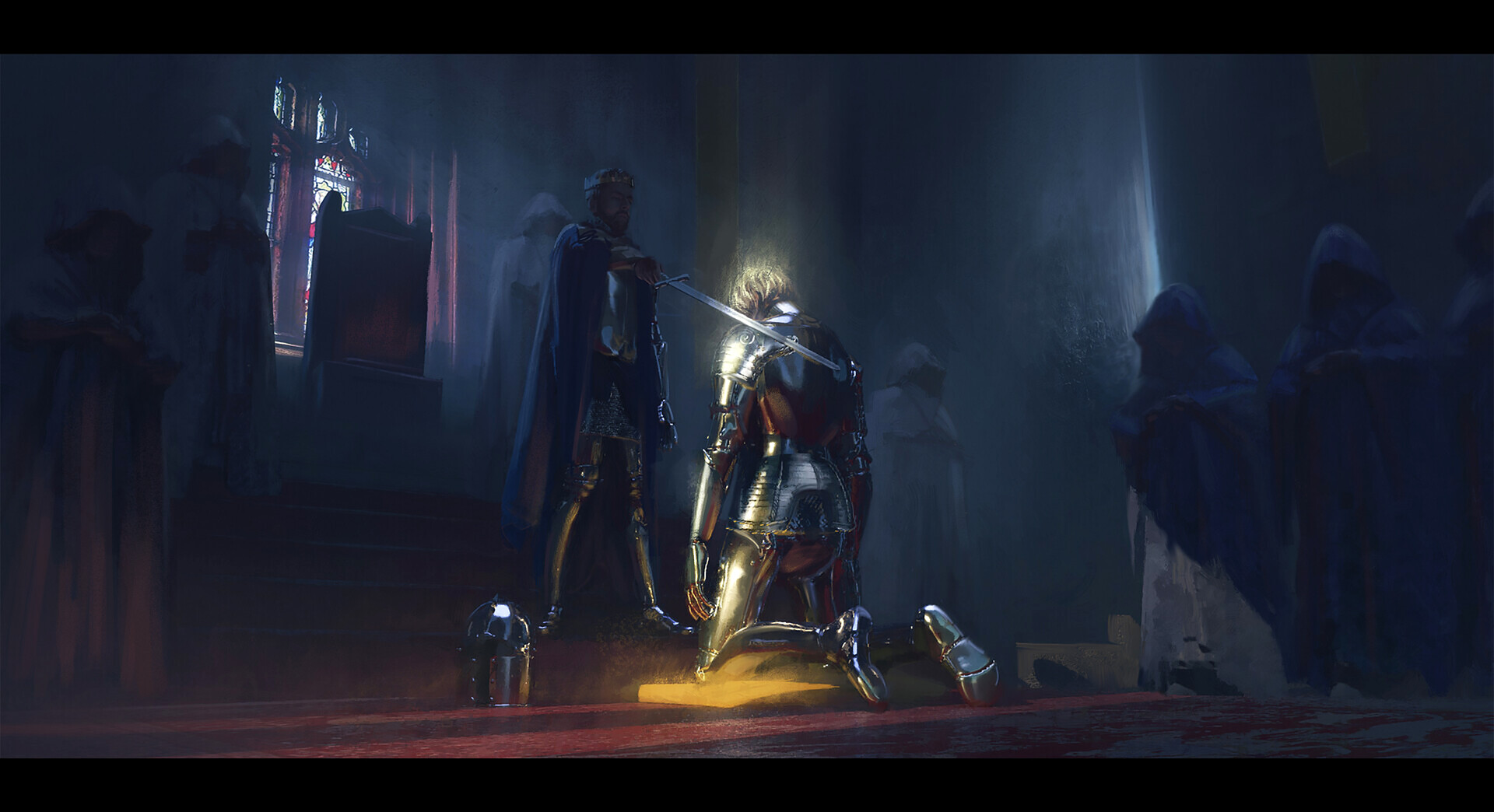Pace wilder knighting paintover 2