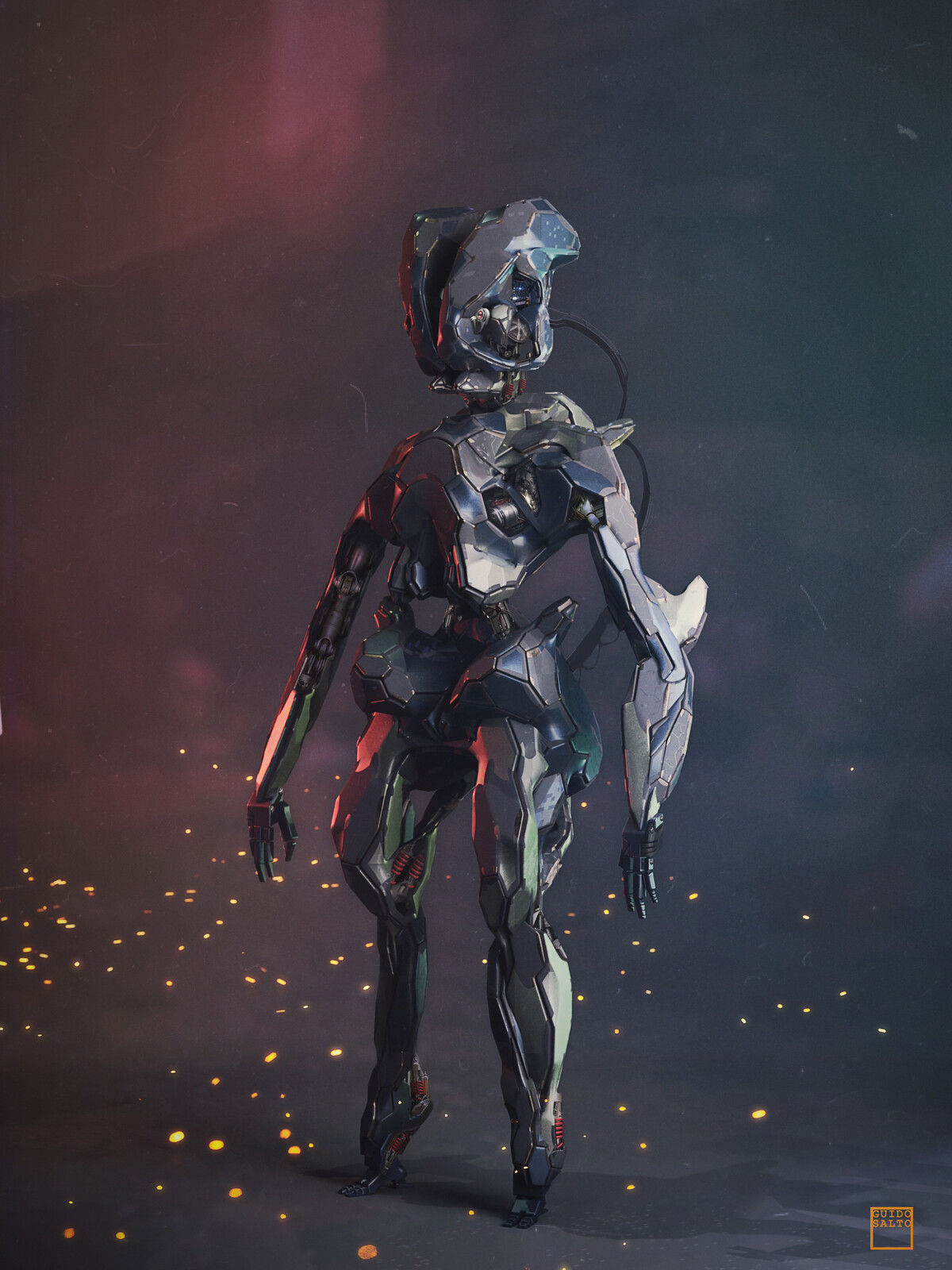 Robots, No Love, No Death, Just Robots