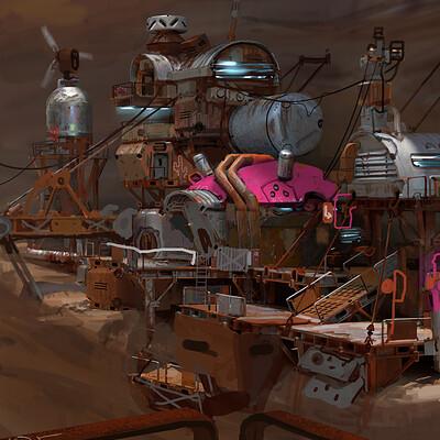 Viktor jonsson artwork rage 10