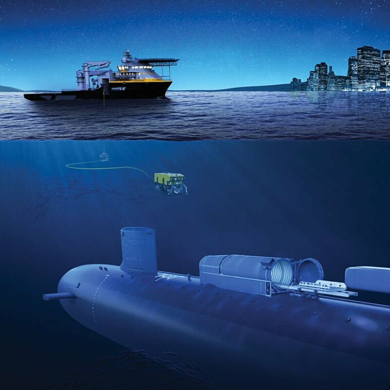 Oceaneering - Illustrations for SOFIC
