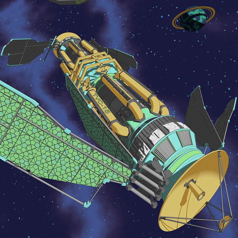 Satellite Detach