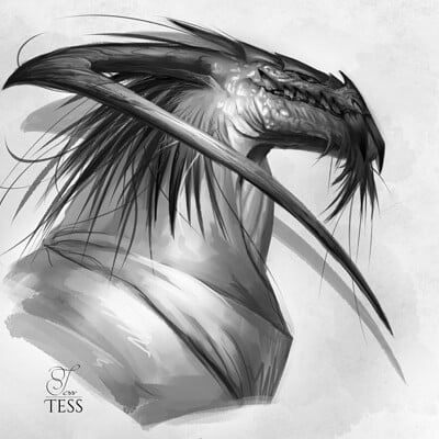 Tess eisinger i b creature