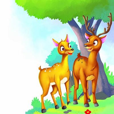 Amit sehrawat 2 the kind deer