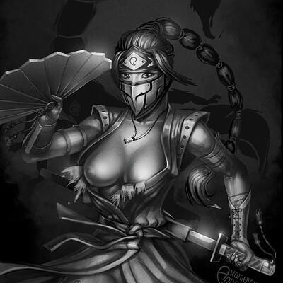 Andrey kamenov ninja scorpion 06