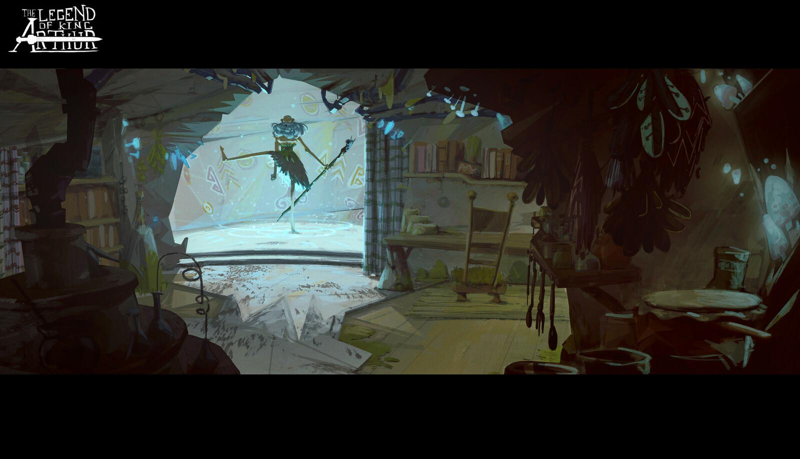 Final - Merlin's cave