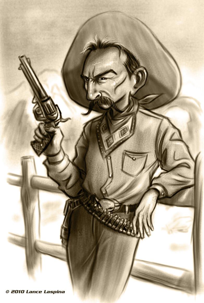 Lance laspina gunslinger