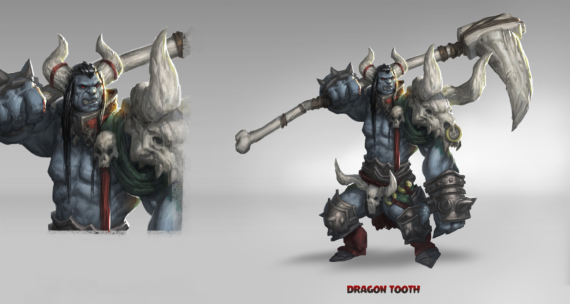 Josh godin dragon tooth
