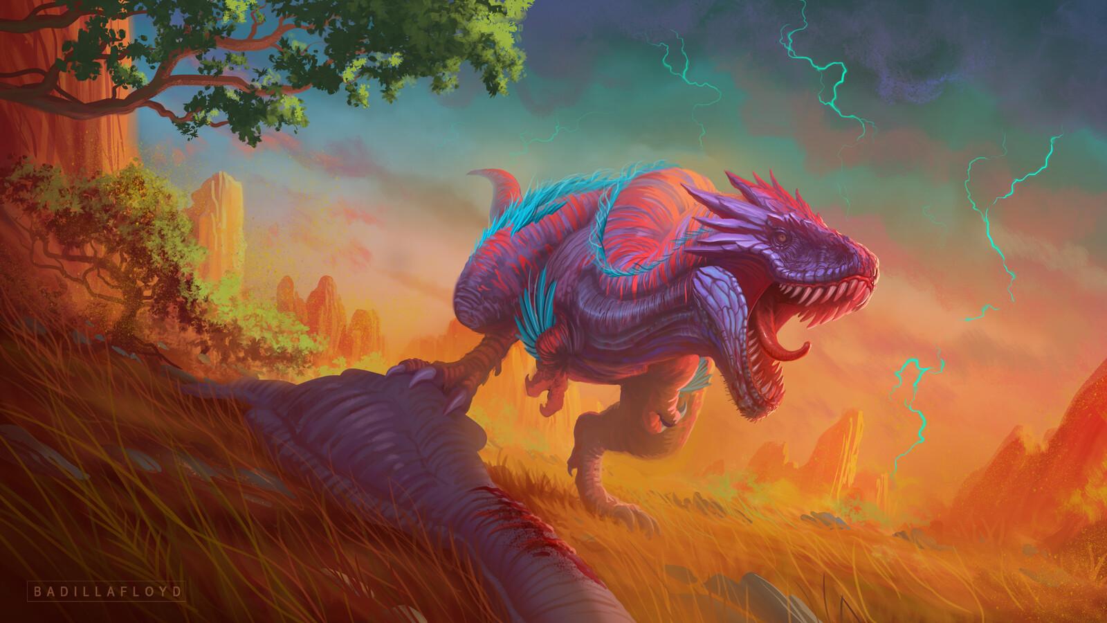 Prototyrannus rex
