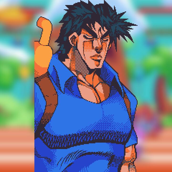 Metaru character portrait