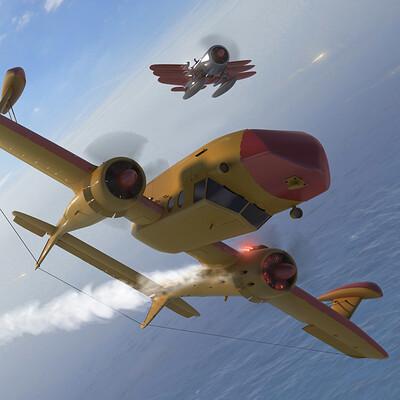 Hangar b productions seaduck2