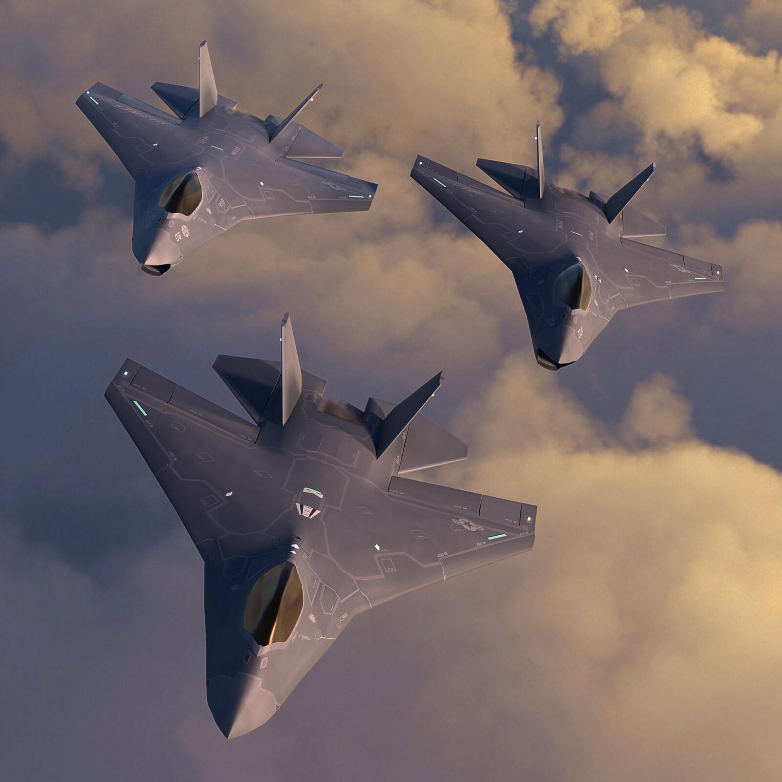 Lockheed Martin adjusts F-35 production schedules