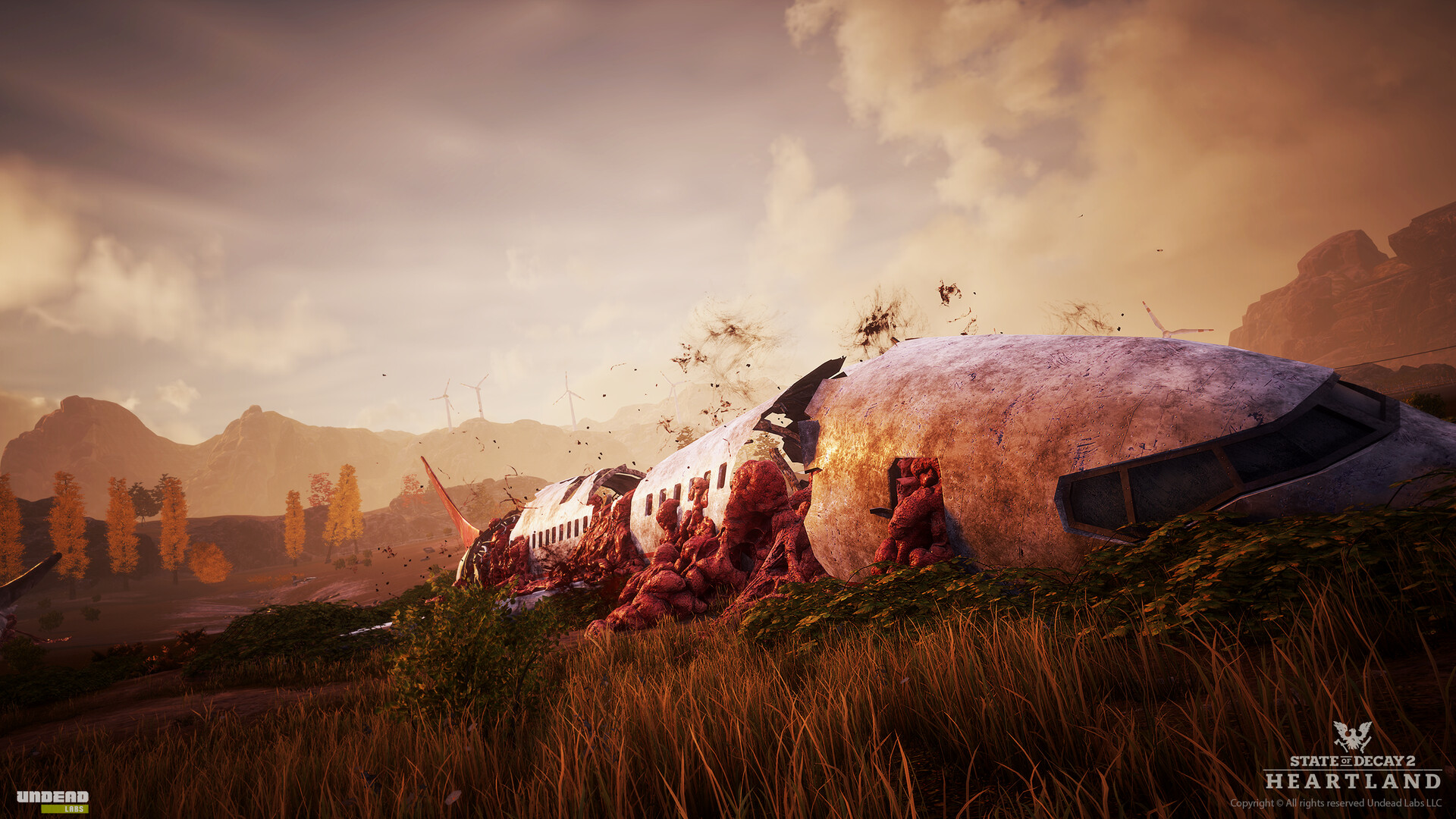 ArtStation - State Of Decay 2 - HEARTLAND, Luis Yepez