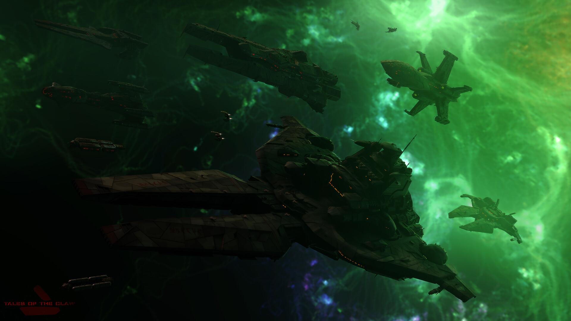 Kilrathi Fleet