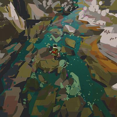 Yun ling rock river