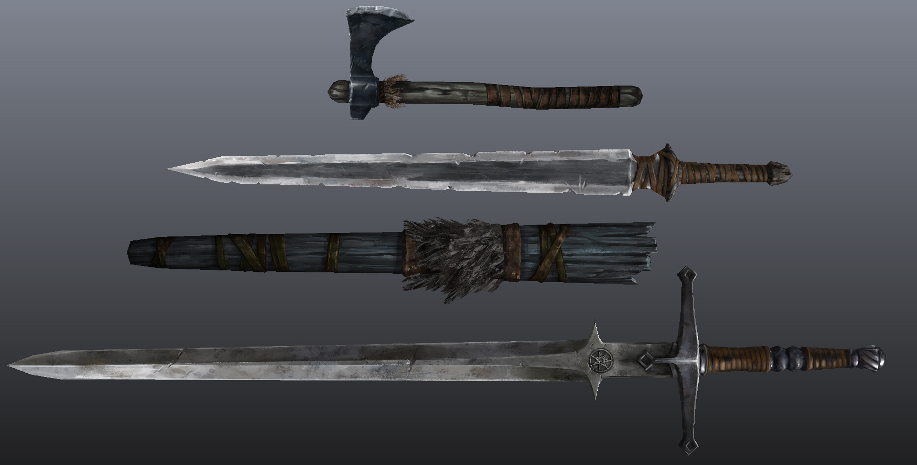 Kelsey martin weapons
