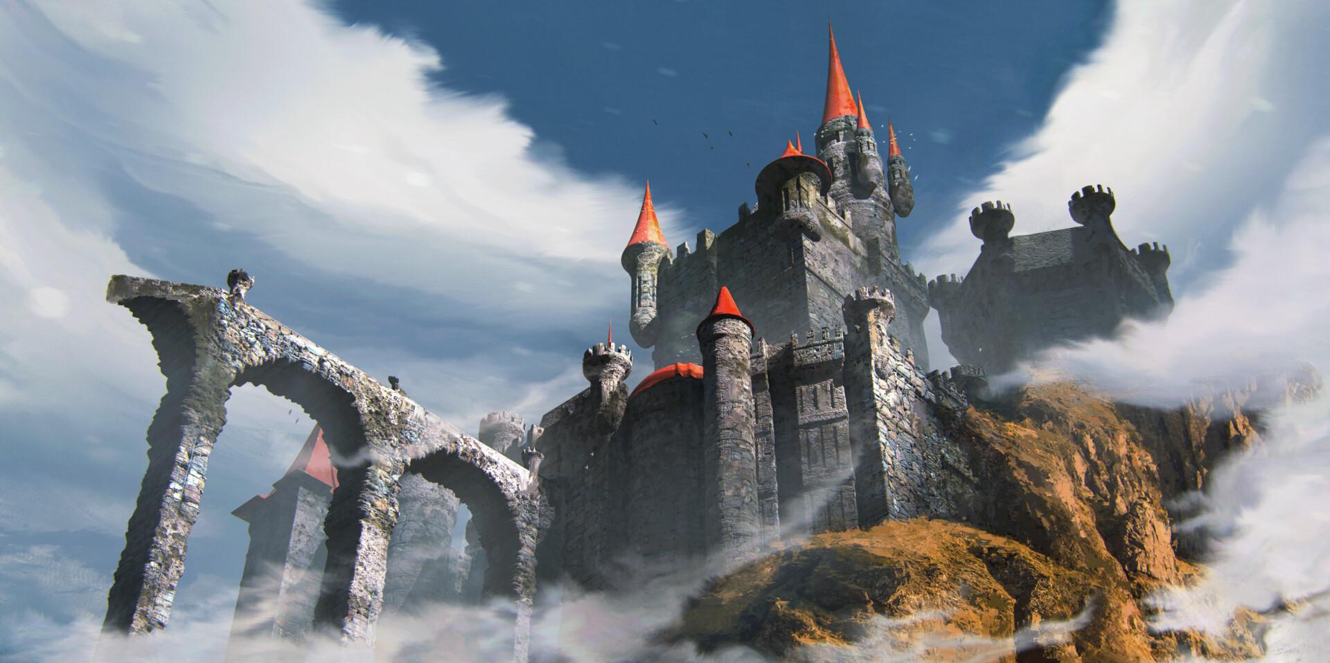 Helen ilnytska castle in the clouds 13