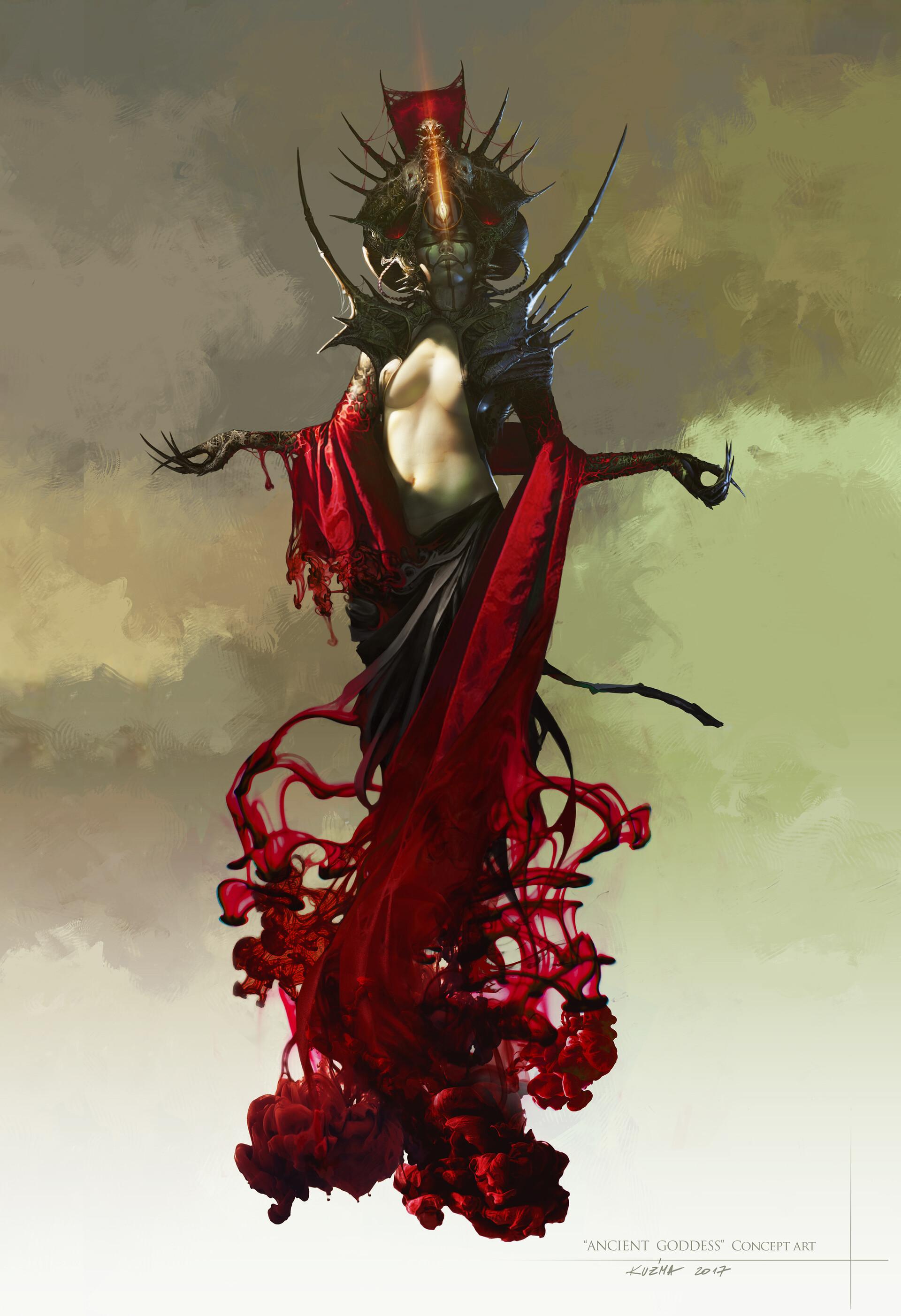 Jakub kuzma ancient goddess s